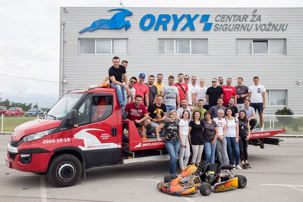 ORYX Assistance teambuilding